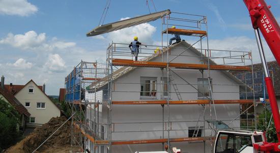 Nieuwbouw JV Projectrealisatie