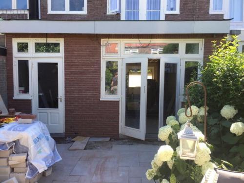 Aanbouw Orionweg Haarlem-Noord